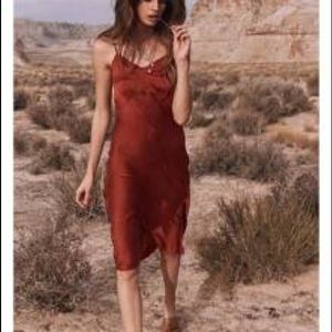 Dresses & Skirts - Spell dupe slip dress size M good condition